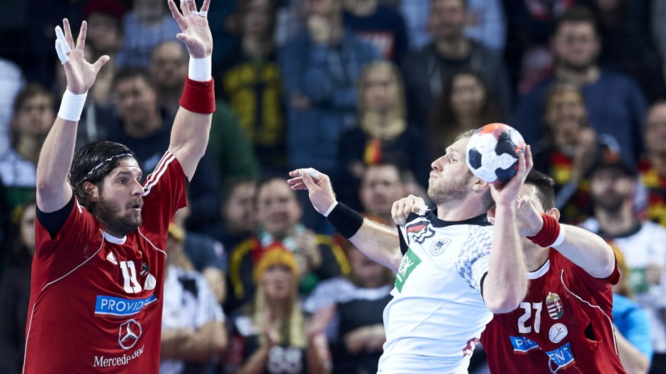 Germany v Hungary - Men's EHF European Championship 2016
