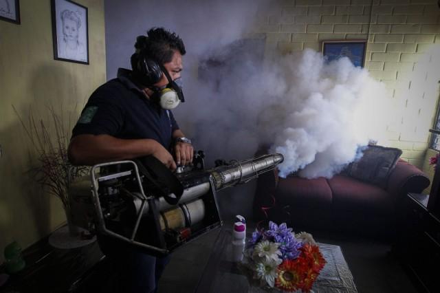 Bekämpfung gegen Mücken in Lateinamerika
