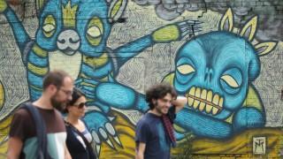 Berlin Is Mecca For Street Art