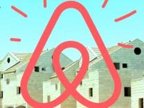 Airbnb Westjordanland Nahostkonflikt jetzt illu