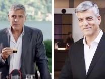 George Clooney Fake
