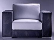 Sessel von Versace