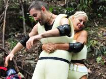 RTL-Dschungelcamp; Menderes Bagci und Sophia Wollersheim