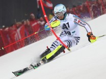 ALPINE SKIING FIS WC Schladming SCHLADMING AUSTRIA 26 JAN 16 ALPINE SKIING FIS World Cup nigh