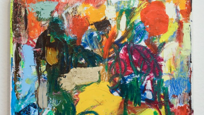 Vernissage Neue Galerie