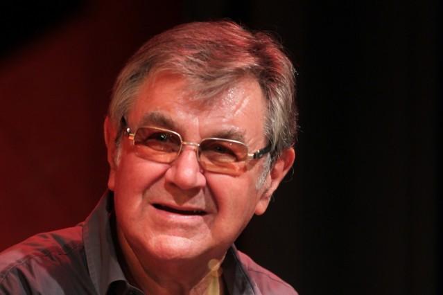 Pete York bei Konzert in Fürstenfeldbruck, 2012
