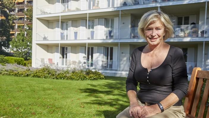 Neubürger Zuzügler Frau Brill