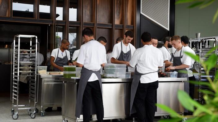 Noma Sydney pop-up restaurant