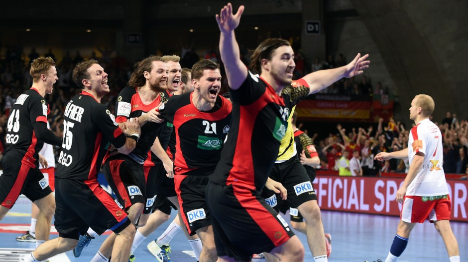 Handball-EM DHB-Team