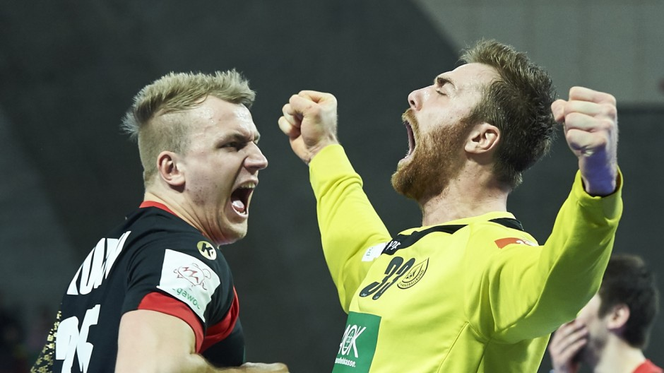 Germany v Denmark - Men's EHF European Championship 2016