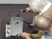 Pfleger, Altersheim, Foto: AP