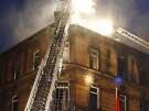 Verheerender Wohnhausbrand (Bild)