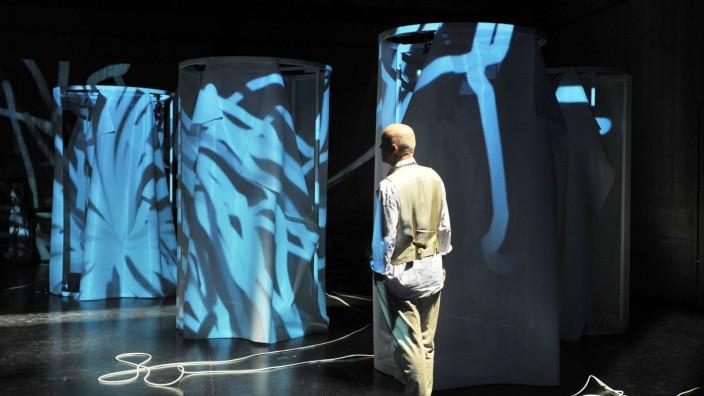 Szenefoto aus der Produktion Musicophilia des Meta Theaters Moosach