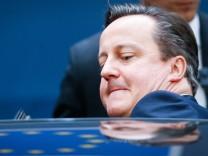 2016 entscheidend für Großbritanniens EU-Verbleib