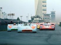 Start des 1000-Kilometer-Rennens am Nürburgring 1970.