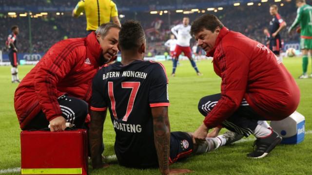 Jerome Boateng verletzt