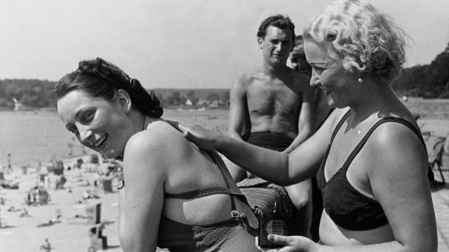 Strandbad Wannsee, 1938