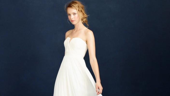 best value 898f8 1f60d Hochzeitskleider online kaufen - Stil - Süddeutsche.de