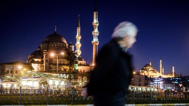 Pamuk Türkische Literatur