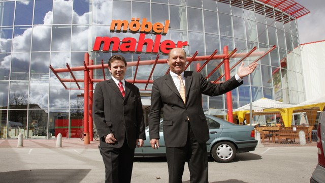 Wolfratshausen Mahler in Wolfratshausen