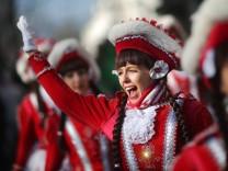 Karnevalsumzug Wiesbaden