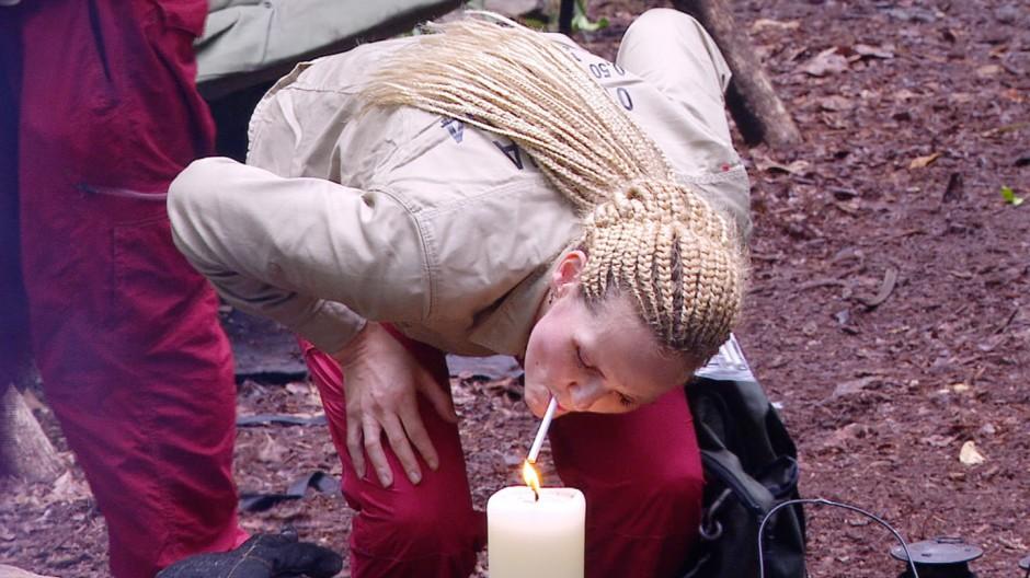 RTL-Dschungelcamp, Helena Fürst