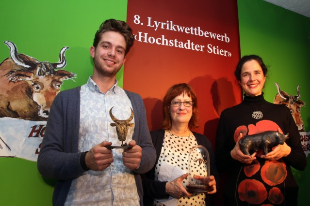 8. Lyrikwettbewerb Hochstadter Stier; Lyrikwettbewerb Hochstadter Stier