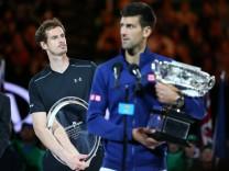 Novak Djokovic; Andy Murray