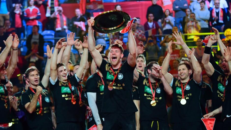 Handball-EM Handball-Europameister