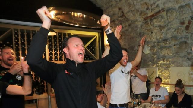 Deutsche Handballer feiern EM-Sieg