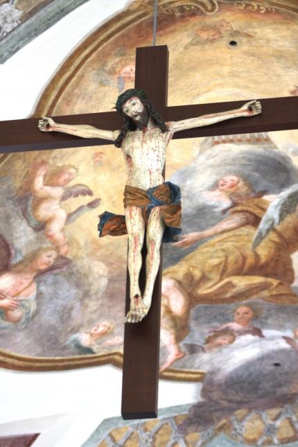 Kirche St. Quirin in Aubing restauriert, 2009