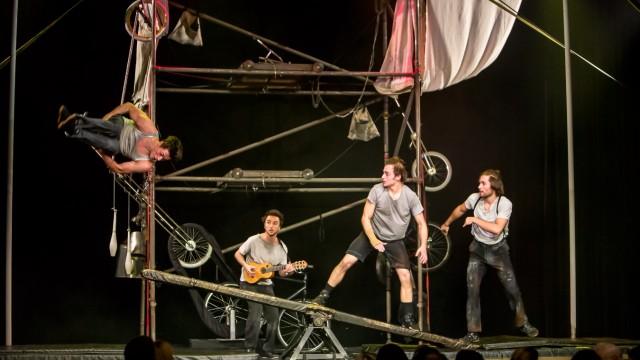 GOP Machine de Cirque