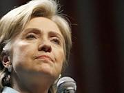 Clinton, AFP