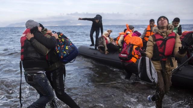 Flüchtlinge Kriminalität