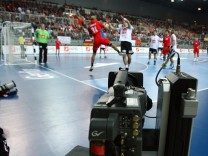Germany v Russia - Men's World Handball Championship 2009; Kamera