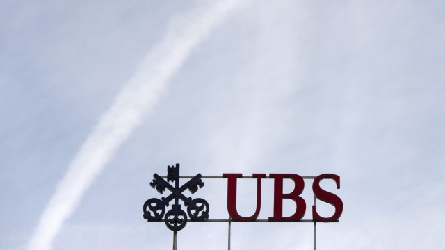 Swiss Bank UBS results