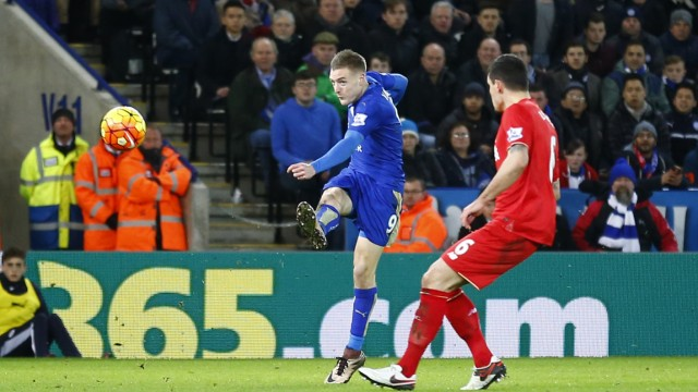 Leicester City v Liverpool - Barclays Premier League