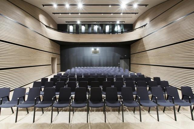 Kunst- und Konzerthalle Arlberg 1800 (honorarfreies Pressematerial)