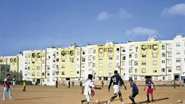 Sidi Moumen. Casablanca.