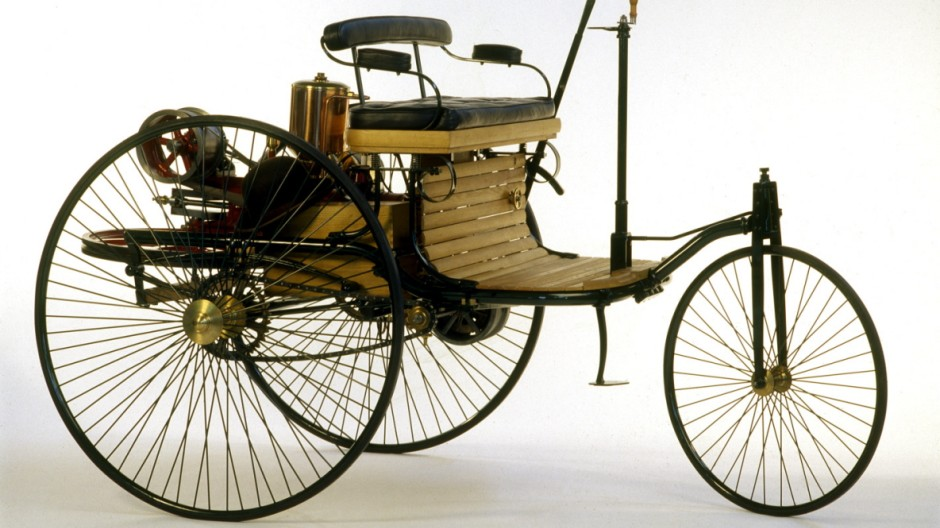 Benz Patent-Motorwagen; Benz Patent Motorwagen 1886