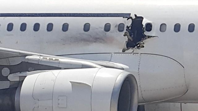 Unfall Somalia