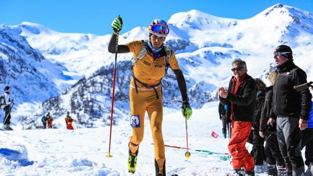 Toni Lautenbacher Skibergsteigen