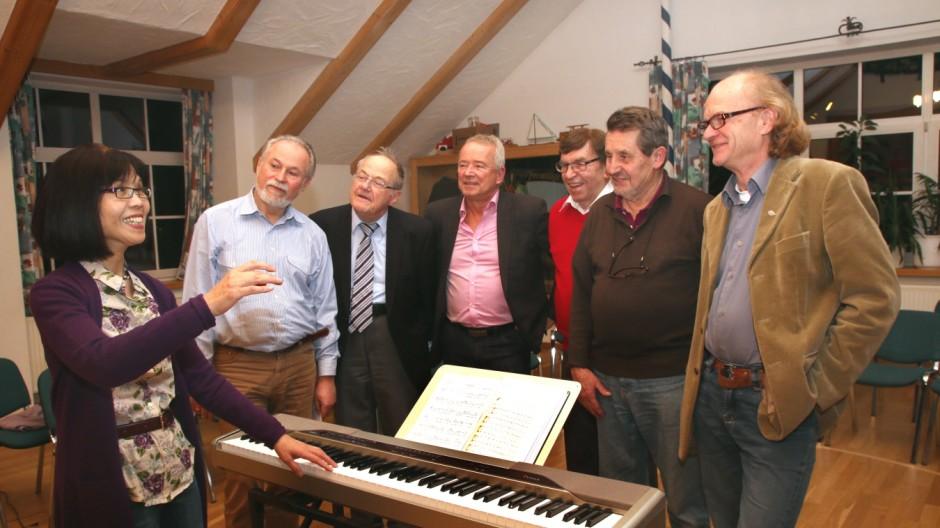 Vorstand der Chorgemeinschaft Hechendorf-Wörthsee
