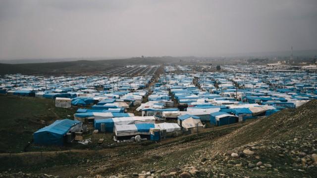 Krieg in Syrien Geberländer