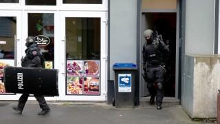 Dschihad Polizeiaktion