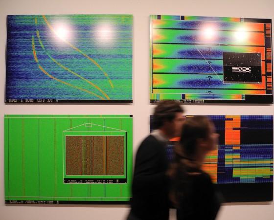 """´Astro Noise"""" Ausstellung in New York"""