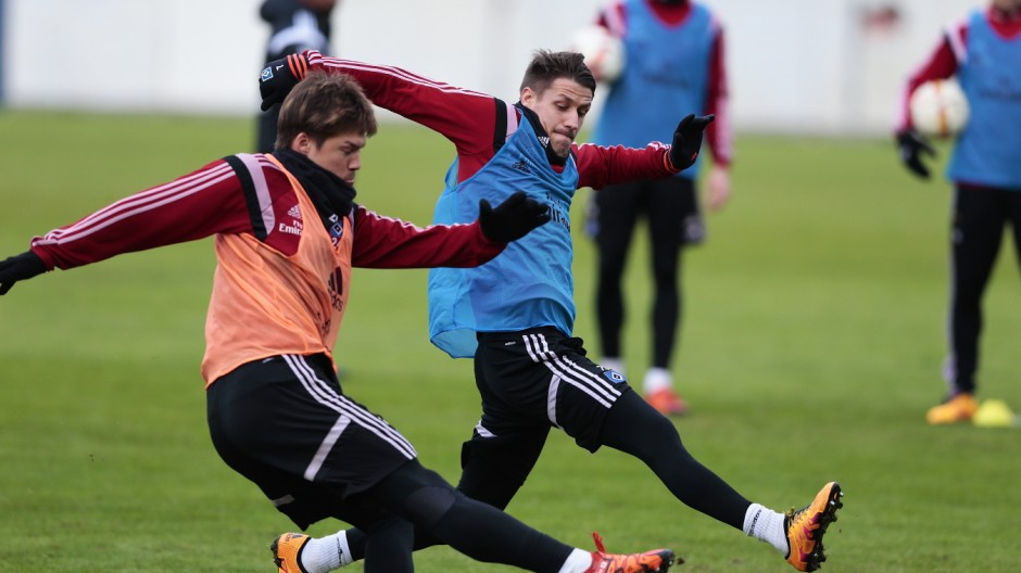 Hamburger SV - Training Session
