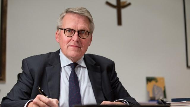 Präsident des ZdK, Thomas Sternberg