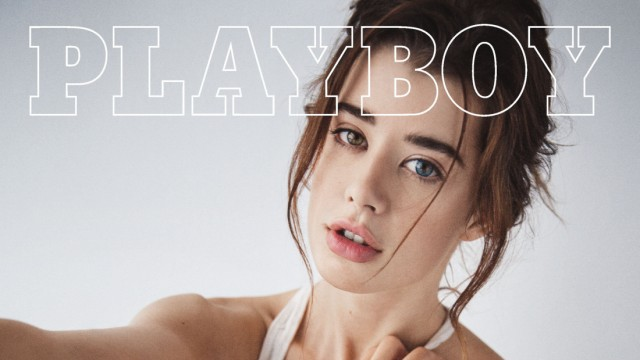 Neues Cover US-'Playboy'