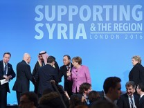 Supporting Syria Conference in London